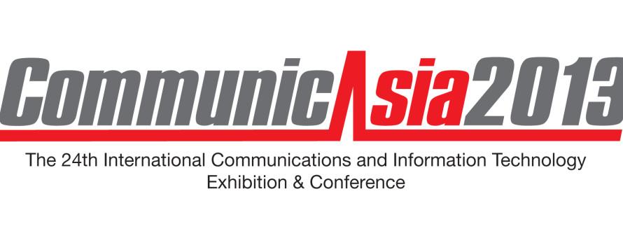 Communic Asia 2013